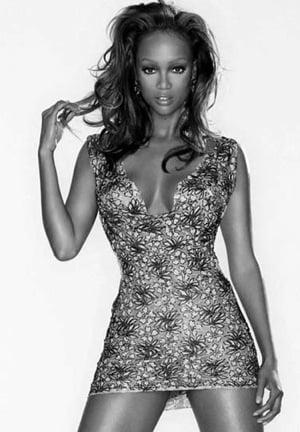 Tyra Banks Launches Fashion and Beauty Online Magazine on TyraBanks.com