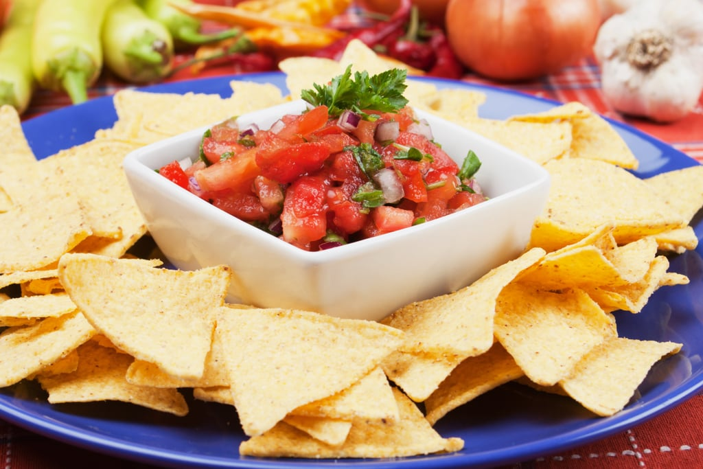 Whip Up Chips and Salsa