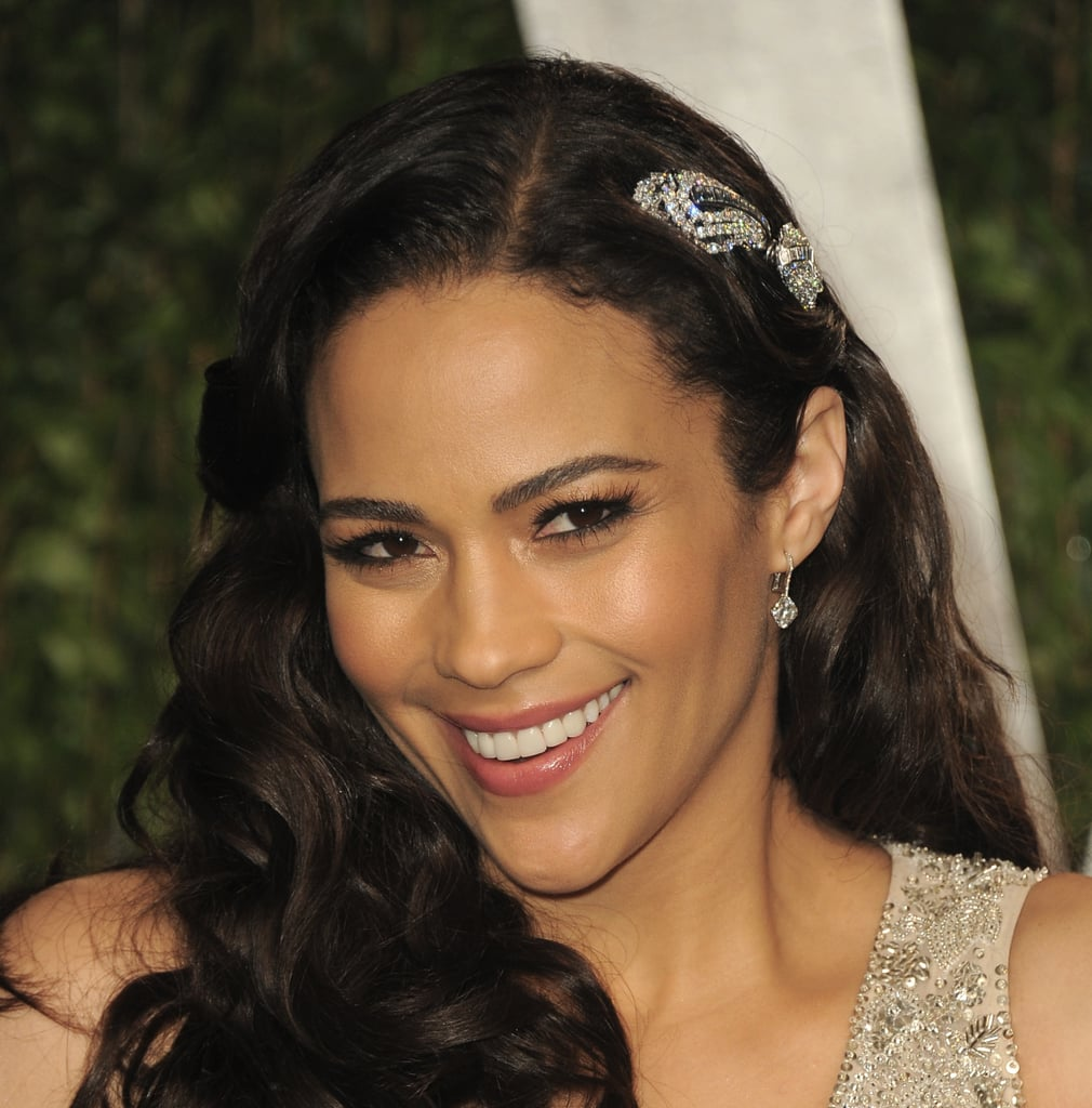 Paula Patton From the Front