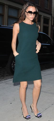Pictures of Victoria Beckham Street Style