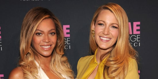 Blake Lively Made A Beehive Cake For Beyonce's Birthday