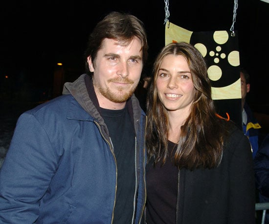 Christian Bale looked to be in much healthier shape at The Machinist screening in 2005 than he did up on the screen.