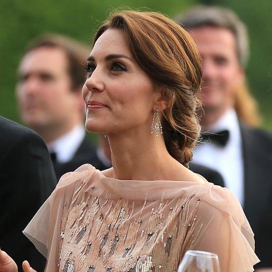 Duke and Duchess of Cambridge at Gala Dinner June 2016