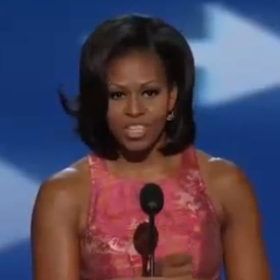 Michelle Obama Democratic National Convention Speech | Video