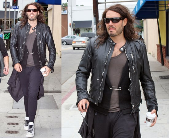 Russell Brand: Hot or Not?