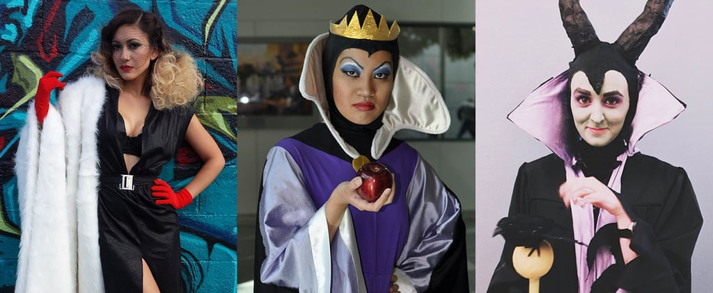 POPSUGAR Shout Out: Disney Costumes For a Truly Villainous Halloween