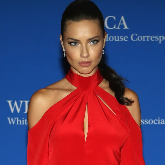 Adriana Lima at the White House Correspondents' Dinner 2016