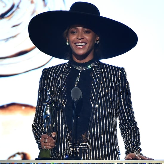 Beyonce CFDA Awards Fashion Icon Acceptance Speech Video