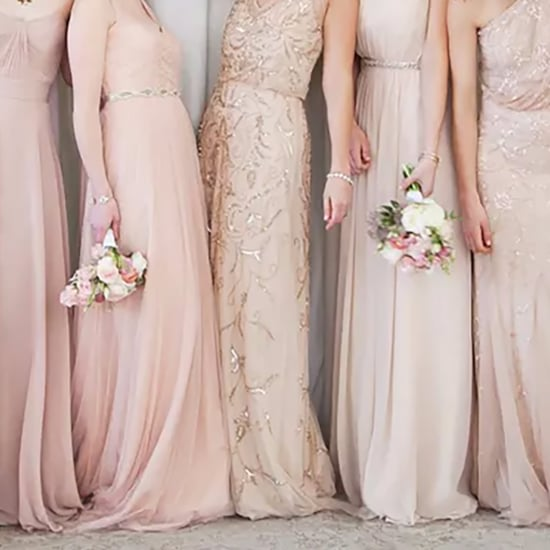 Bridesmaid Dress Shopping List