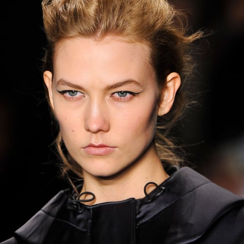 Rag & Bone Fall 2014 Hair and Makeup | Runway Pictures