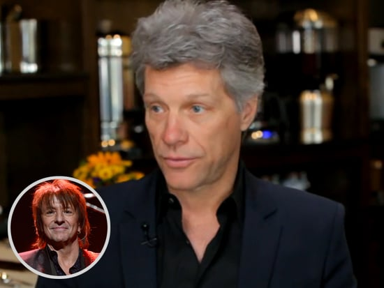 Jon Bon Jovi on Parting Ways with Longtime Bandmate Richie Sambora: He 'Didn't Show Up for Work Anymore'