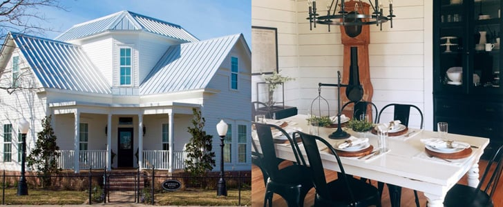 How to Book Your Stay at Chip and Joanna's Magnolia House B&B