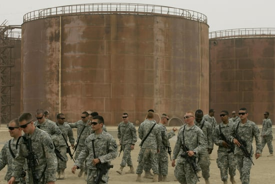 Americans Provided Iraqi Oil Ministry Contract Templates
