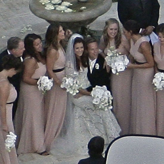 Kate Walsh and Alex Young got married in Ojai, CA, in September 2007.