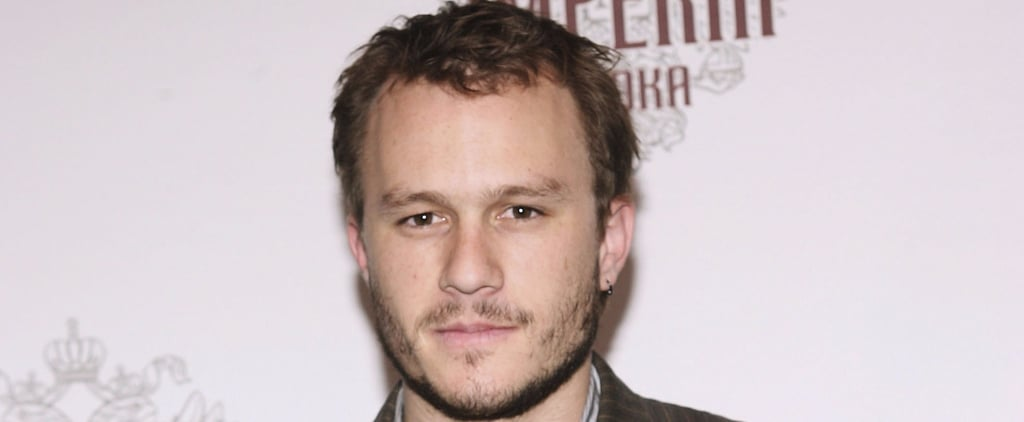"""Heath Ledger's Dad Opens Up About His Overdose: """"It Was Totally His Fault"""""""