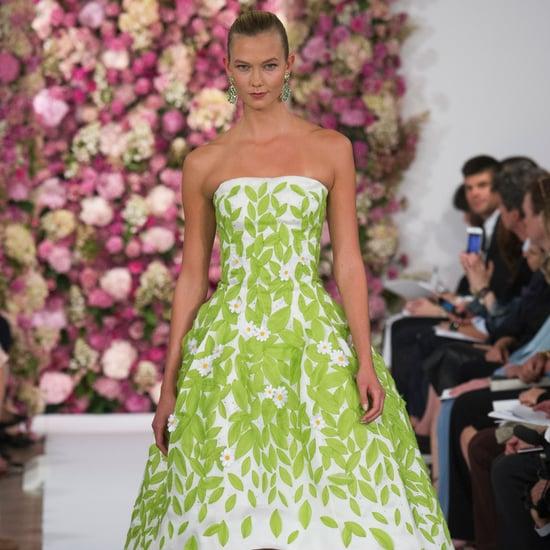 Oscar de la Renta Spring 2015 Show   New York Fashion Week