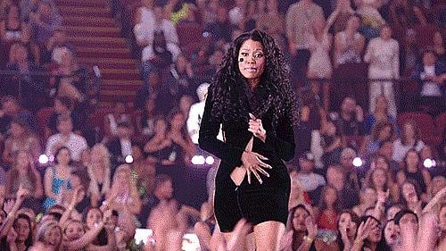 Nicki Minaj Had a Wardrobe Malfunction