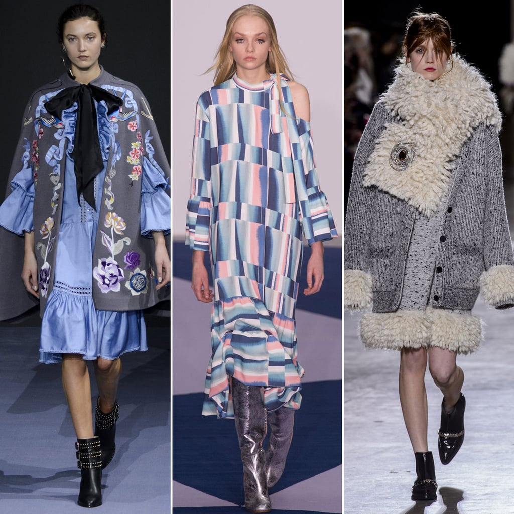 London Fashion Week Fall 2016 Trends Popsugar Fashion