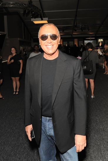 """Video: See Michael Kors Sing Wicked's """"Defying Gravity"""" During Fashion's Night Out"""