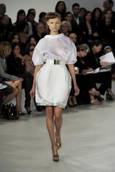 Milan Fashion Week: Gianfranco Ferre  Spring 2009