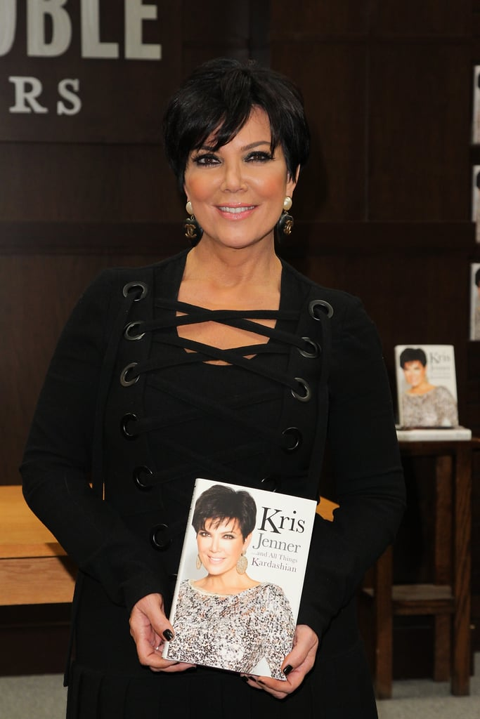 Perhaps Kendall and Kylie were inspired by their mom, Kris. She released Kris Jenner . . . and All Things Kardashian in 2011.