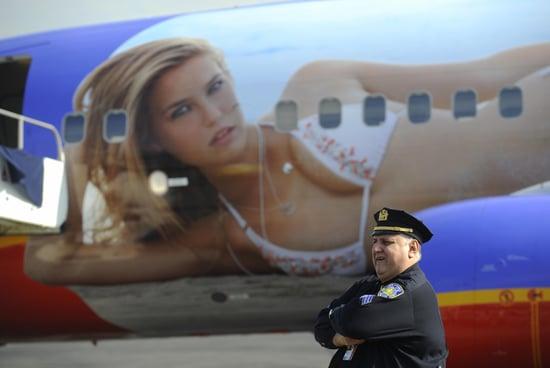 Plane Porn? Southwest's Bar Refaeli Plane Offends Passengers