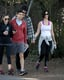 John Mayer and Katy Perry hiked around the Hollywood Hills with Allison Williams and her boyfriend, Ricky Van Veen.