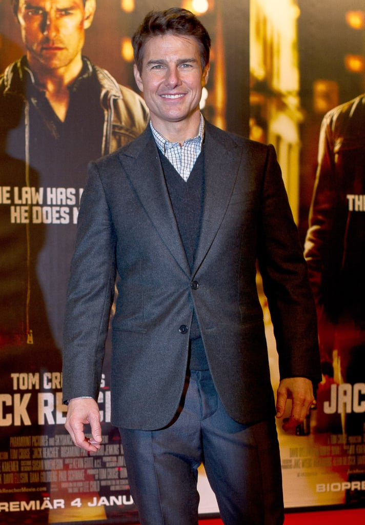 Tom Cruise is in talks for Man From U.N.C.L.E., Guy Ritchie's film adaptation of the '60s TV show.