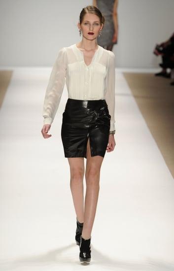 New York Fashion Week: Luca Luca Fall 2010