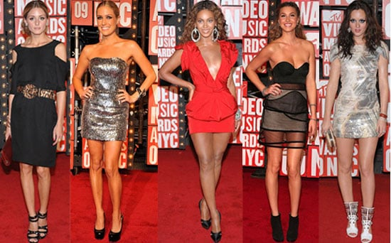 Best-Dressed at 2009 MTV Video Music Awards
