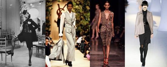 Fashion Metamorphosis: Yves Saint Laurent