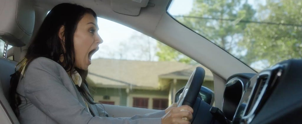 Kristen Bell, Kathryn Hahn, and Mila Kunis Suffer Through School Drop-Off in an NSFW New Clip From Bad Moms