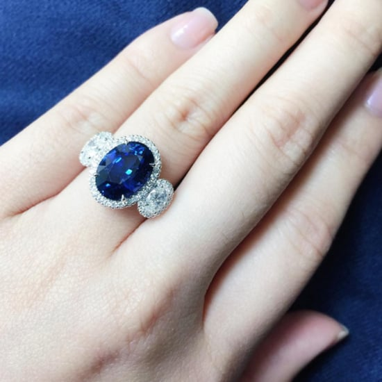 Picture Of Serena Williams Engagement Ring: Serena And Dan's Wedding Pictures On Gossip Girl