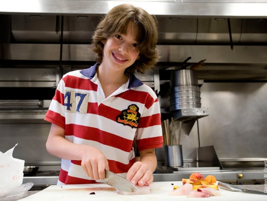 Meet Greg Grossman, Child Caterer