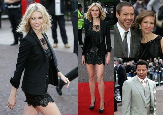 Iron Man London Premiere