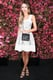 Harley Viera-Newton wore a dress and sandals from Chanel's Spring 2013 collection and a bag from Chanel's Fall 2013 collection at Chanel's Tribeca Film Festival Artists Dinner in New York. Source: Matteo Prandoni/BFAnyc.com