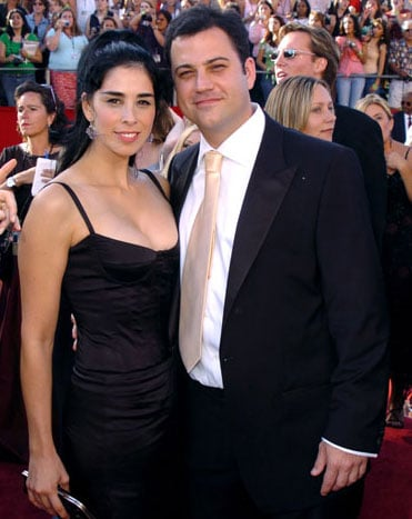 Jimmy Kimmel and Sarah Silverman Break Up