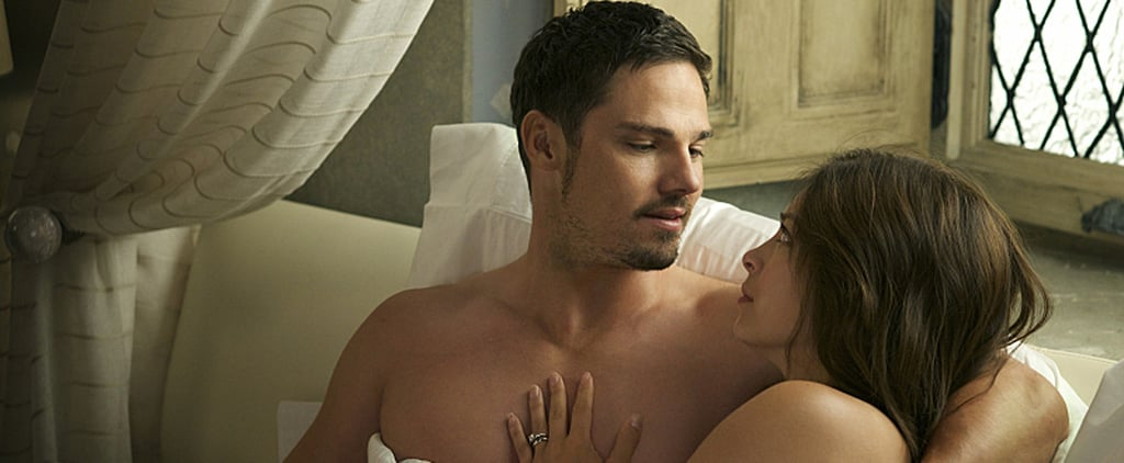 Jay Ryan Sheds His Shirt for Beauty and the Beast's Season 4 Premiere Pictures