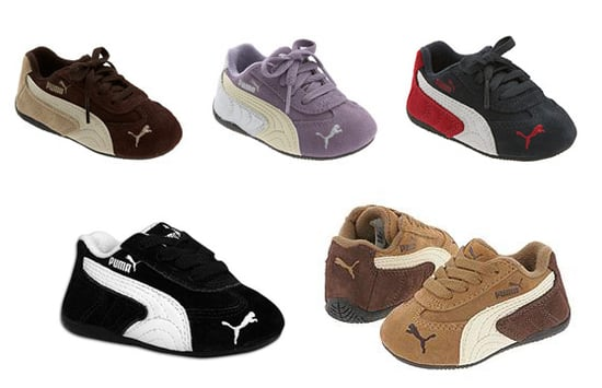 Pumas Are Made for Lil Walkers