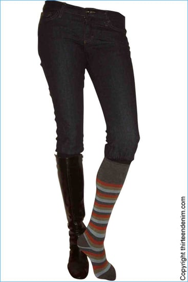 Skinny Jeans With Built-In Socks - Love it or Hate it?