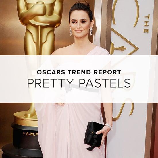 Oscars Red Carpet Trend 2014 | Pastel Dresses