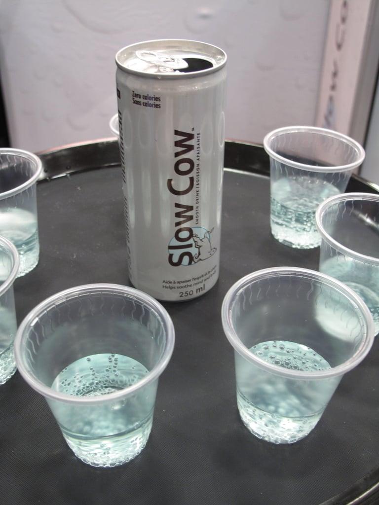 Anti-Energy Drinks