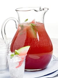 Watermelon Cooler Recipe