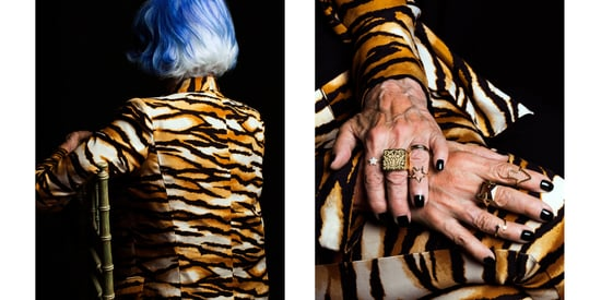 Jewelry Campaign Reveals The Unique Beauty Of Older Women's Hands