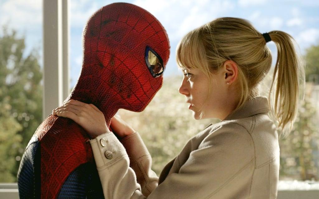 Peter and Gwen Had Broken Up