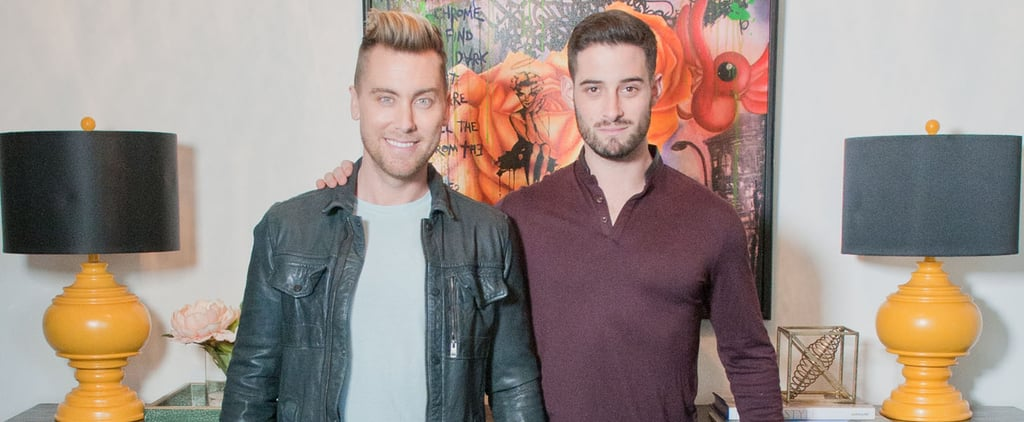 Lance Bass and Michael Turchin's Newlywed Home Is Full of Shockingly Affordable Decor