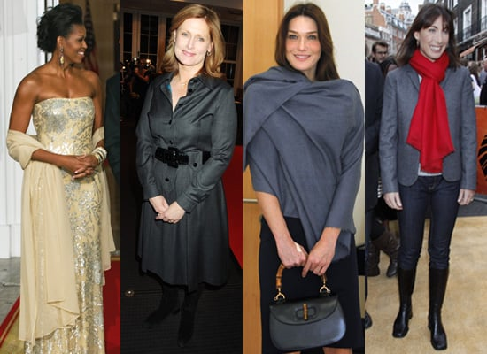 Stylish Political Wives Poll