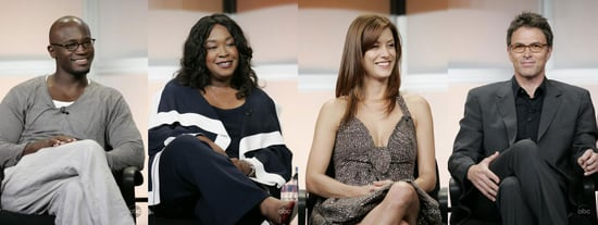 """Shonda & Co. Shed Light on """"Private Practice,"""" """"Grey's"""""""