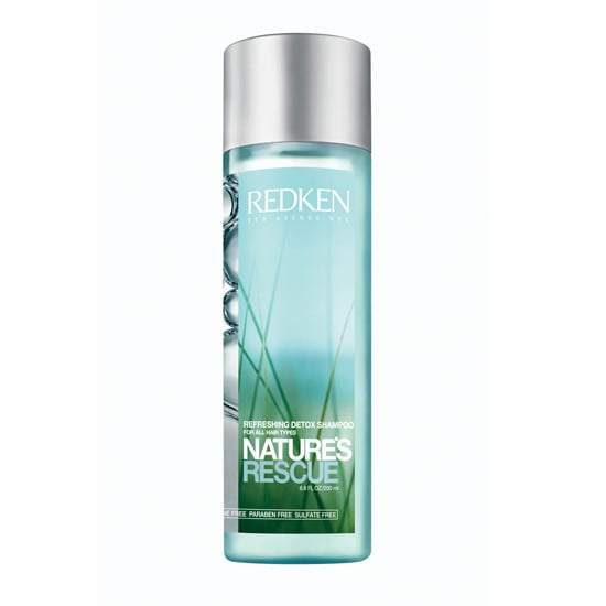 Redken Nature's Rescue Refreshing Detox Shampoo, $25