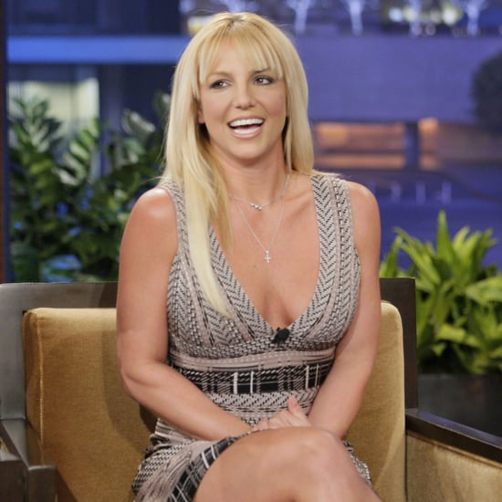 Britney Spears on The Tonight Show With Jay Leno | Pictures